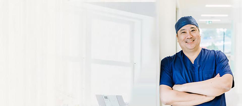 Dr Brian Hsu FRACS (Orth) - Adult & Paediatric Spine Surgeon